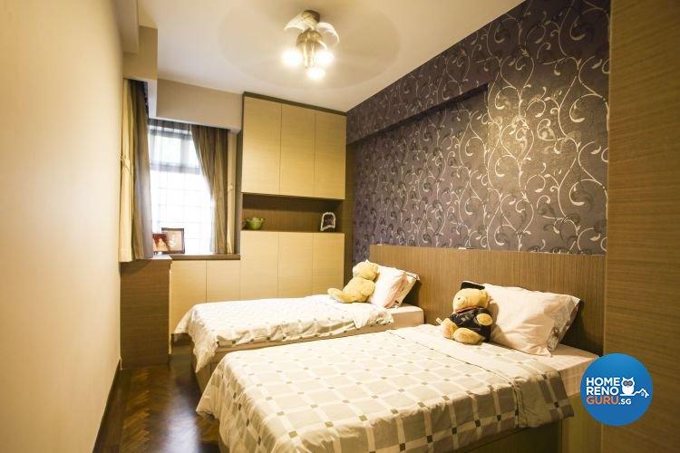 Classical, Modern, Victorian Design - Bedroom - Condominium - Design by Beaux Monde Pte Ltd