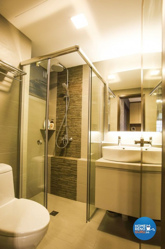 Classical, Modern, Victorian Design - Bathroom - Condominium - Design by Beaux Monde Pte Ltd