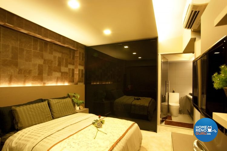 Classical, Contemporary, Modern Design - Bedroom - HDB 5 Room - Design by Beaux Monde Pte Ltd