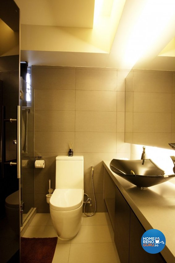 Classical, Contemporary, Modern Design - Bathroom - HDB 5 Room - Design by Beaux Monde Pte Ltd