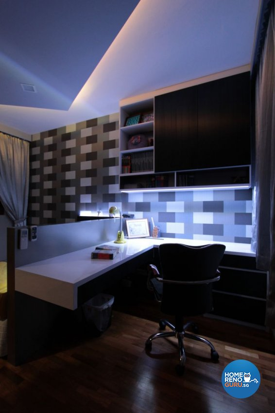 Contemporary, Modern Design - Bedroom - Landed House - Design by Beaux Monde Pte Ltd