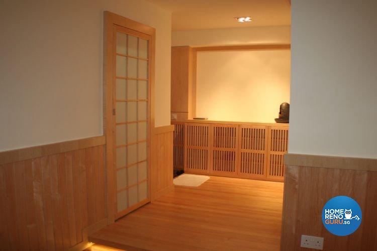 Country, Tropical Design - Living Room - Condominium - Design by Beng Keh Design Pte Ltd