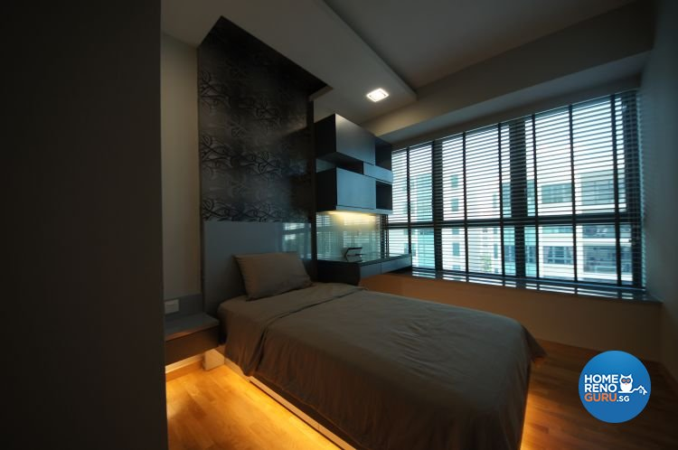 Minimalist Design - Bedroom - Condominium - Design by Benz Design Interior