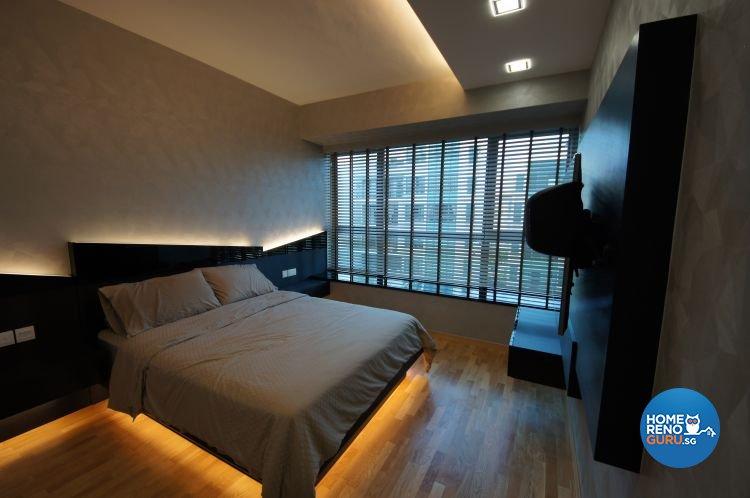 Minimalist Design - Bedroom - Condominium - Design by Benz Design Interior