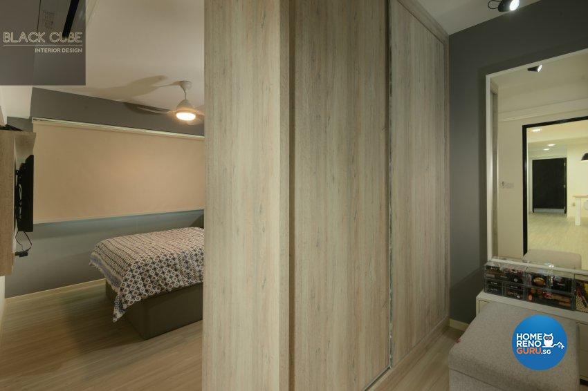 Modern, Scandinavian Design - Bedroom - Others - Design by Black Cube Interior Design Pte Ltd
