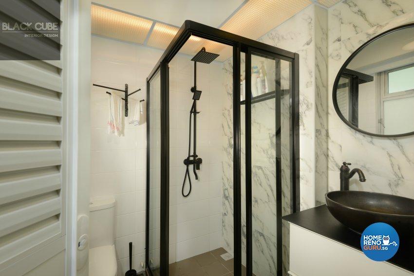 Modern, Scandinavian Design - Bathroom - Others - Design by Black Cube Interior Design Pte Ltd