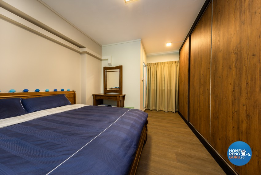 Modern, Scandinavian Design - Bathroom - HDB 4 Room - Design by Blackjack Royal Studio Pte Ltd