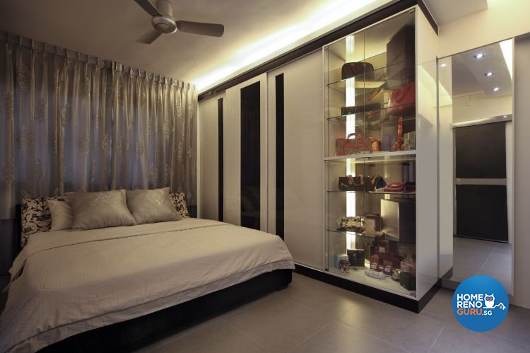Contemporary, Modern Design - Bedroom - Others - Design by Boon Siew D'sign Pte Ltd