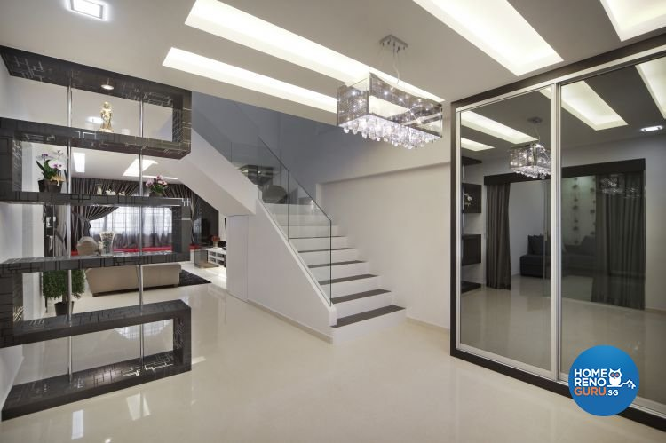 Classical, Contemporary, Modern Design - Living Room - Others - Design by Boon Siew D'sign Pte Ltd