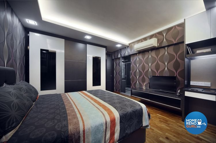Classical, Contemporary, Modern Design - Bedroom - Others - Design by Boon Siew D'sign Pte Ltd
