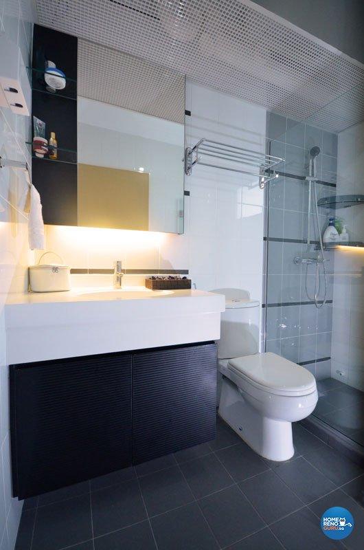 Singapore interior design gallery design details for Bathroom connections ltd