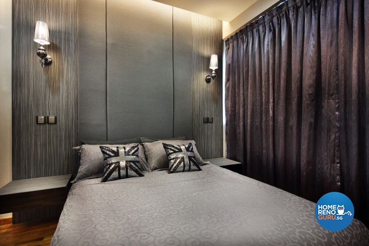 Contemporary, Modern Design - Bedroom - Condominium - Design by Briey Interior