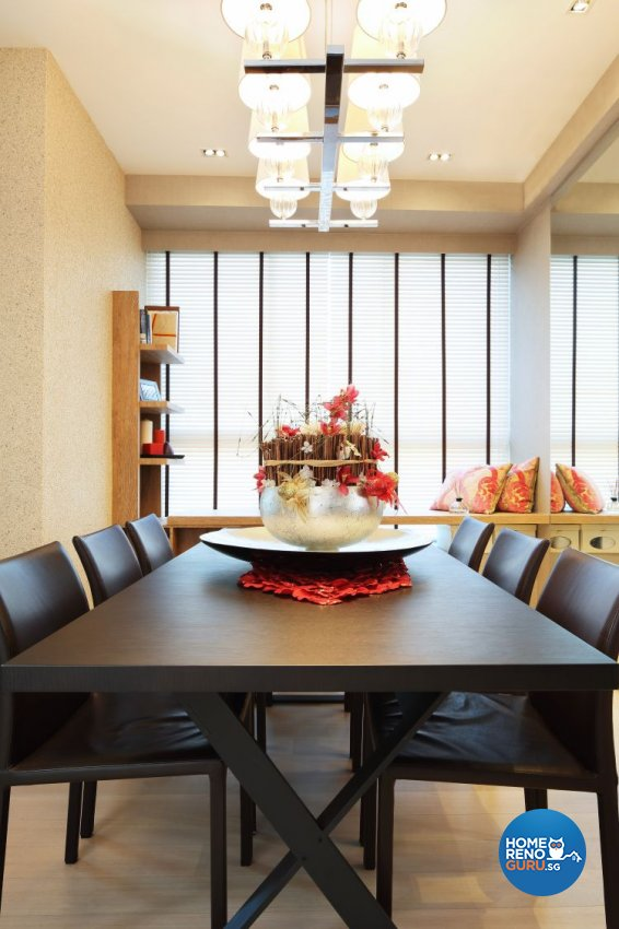 Contemporary, Modern Design - Dining Room - Condominium - Design by Briey Interior