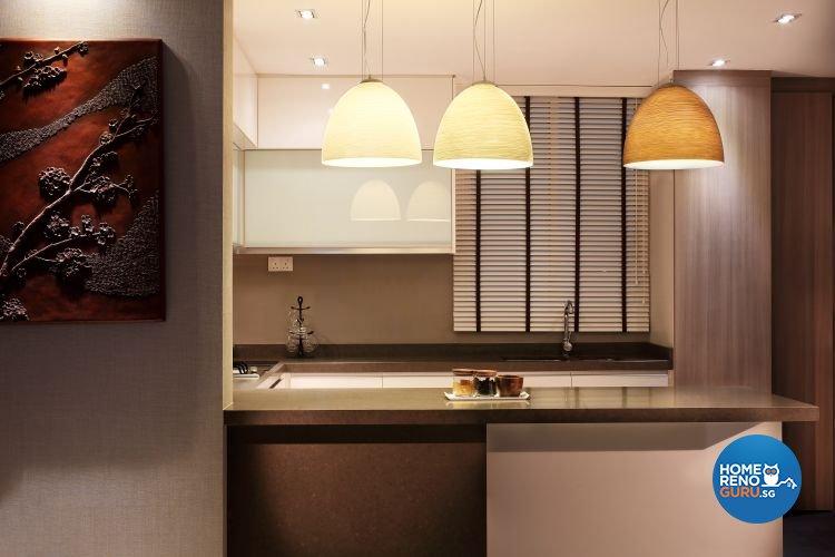 Contemporary, Modern Design - Kitchen - Condominium - Design by Briey Interior