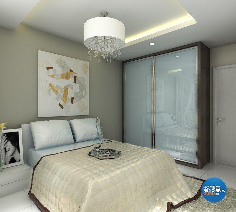 BuiltSpacez Design Pte Ltd-HDB 3-Room package