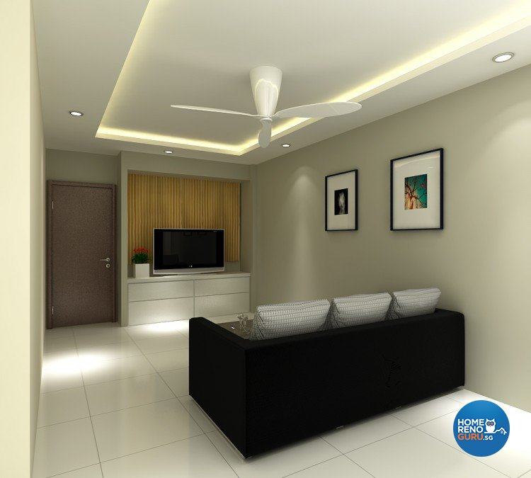 5 room bto renovation package hdb renovation for Space design ltd