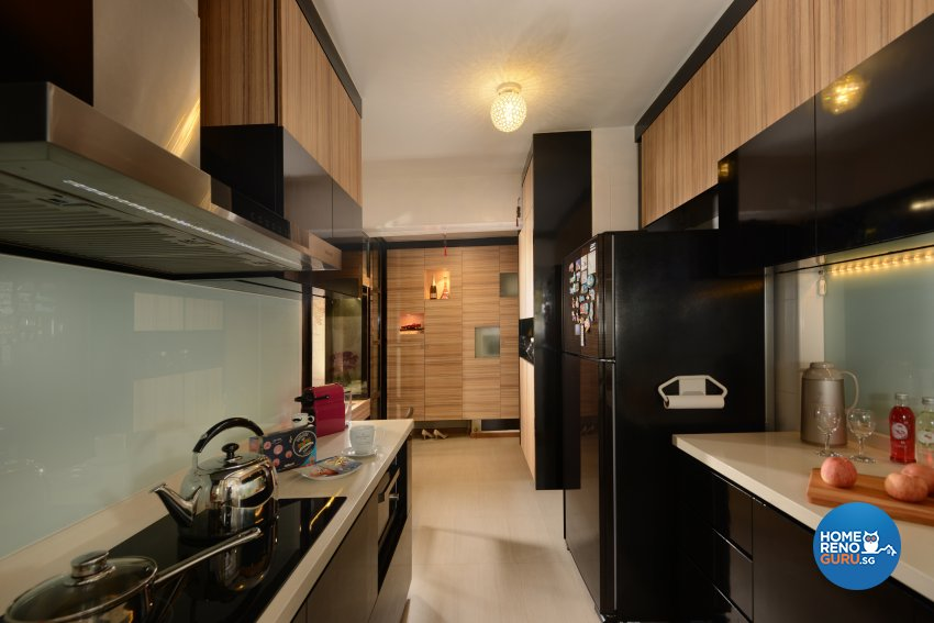 Cad Associates ID Pte Ltd-HDB 5-Room package