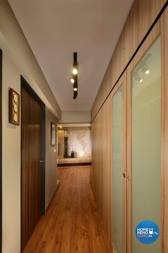 Cad Associates ID Pte Ltd-HDB 5-Room package
