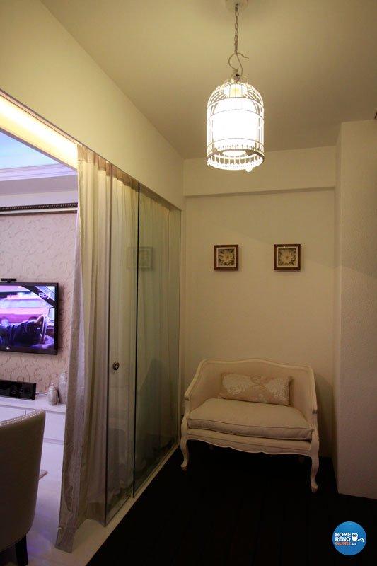 Contemporary, Modern Design - Bedroom - Condominium - Design by Calibre Renovation & Design Studio