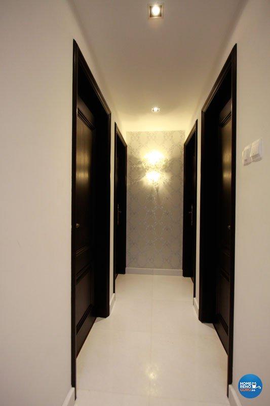 Contemporary, Modern Design - Living Room - Condominium - Design by Calibre Renovation & Design Studio