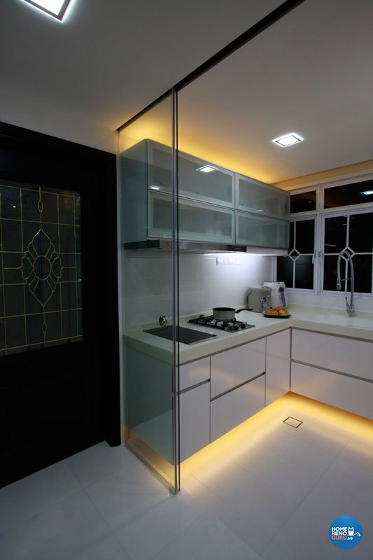 Contemporary, Modern Design - Kitchen - Condominium - Design by Calibre Renovation & Design Studio