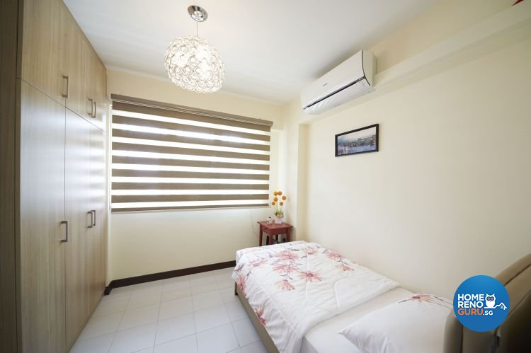 Contemporary, Modern Design - Bedroom - HDB 3 Room - Design by Carpenters 匠