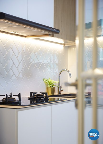 Eclectic, Minimalist, Scandinavian Design - Kitchen - HDB 4 Room - Design by Carpenters 匠