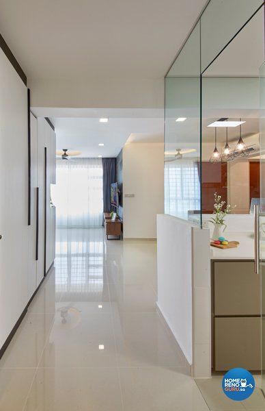 Eclectic, Modern, Scandinavian Design - Dining Room - HDB 4 Room - Design by Carpenters 匠