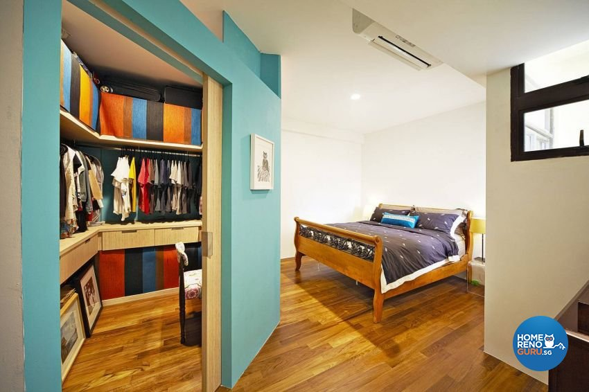 Contemporary, Modern, Scandinavian Design - Bedroom - Condominium - Design by Carpenters 匠