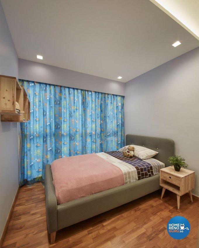Classical, Contemporary, Modern Design - Bedroom - Condominium - Design by Carpenters 匠