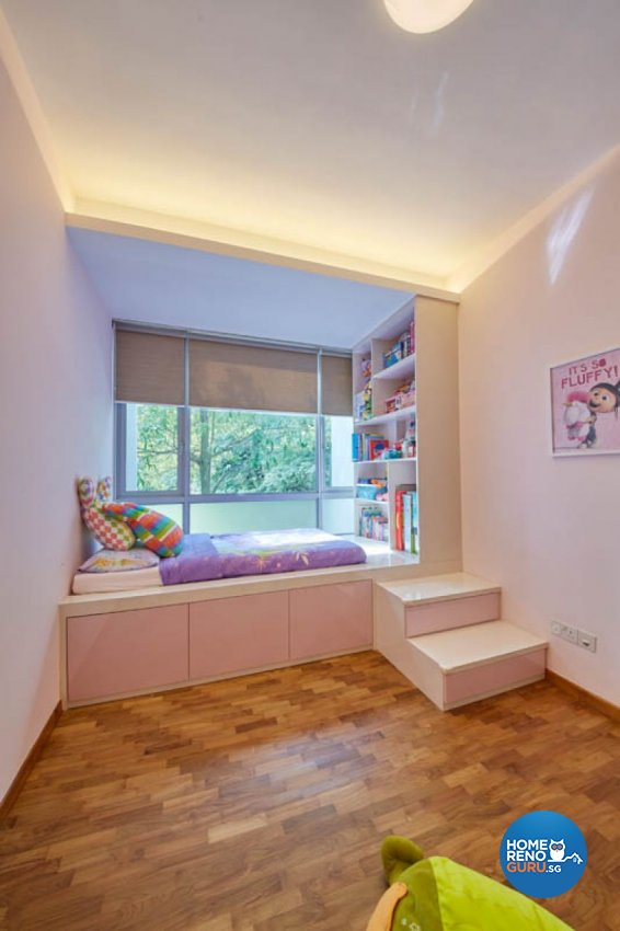 Modern, Scandinavian Design - Bedroom - Condominium - Design by Carpenters 匠