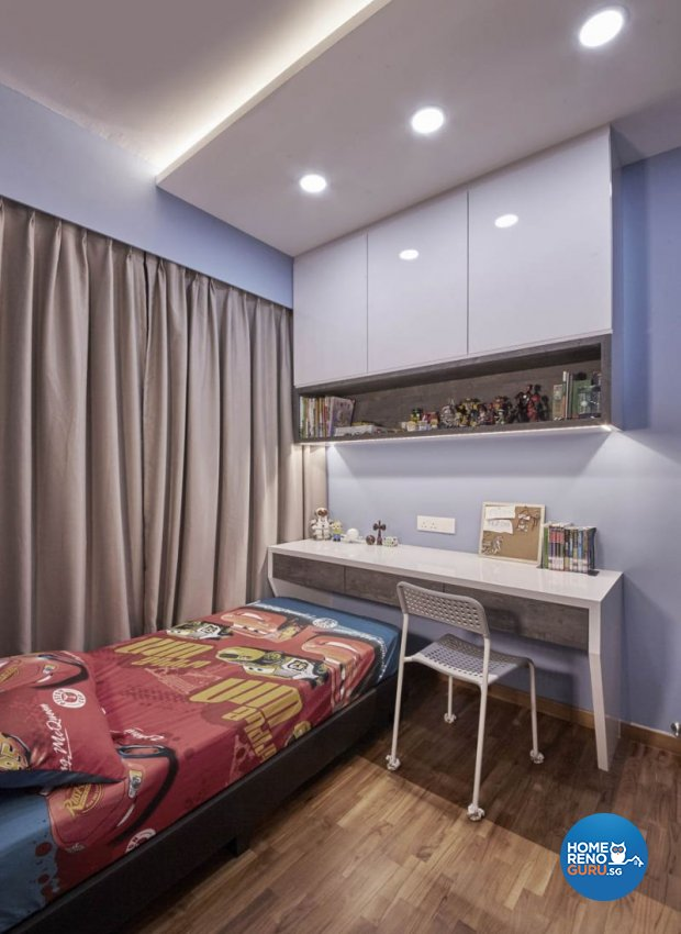 Contemporary, Modern, Rustic Design - Bedroom - Condominium - Design by Carpenters 匠