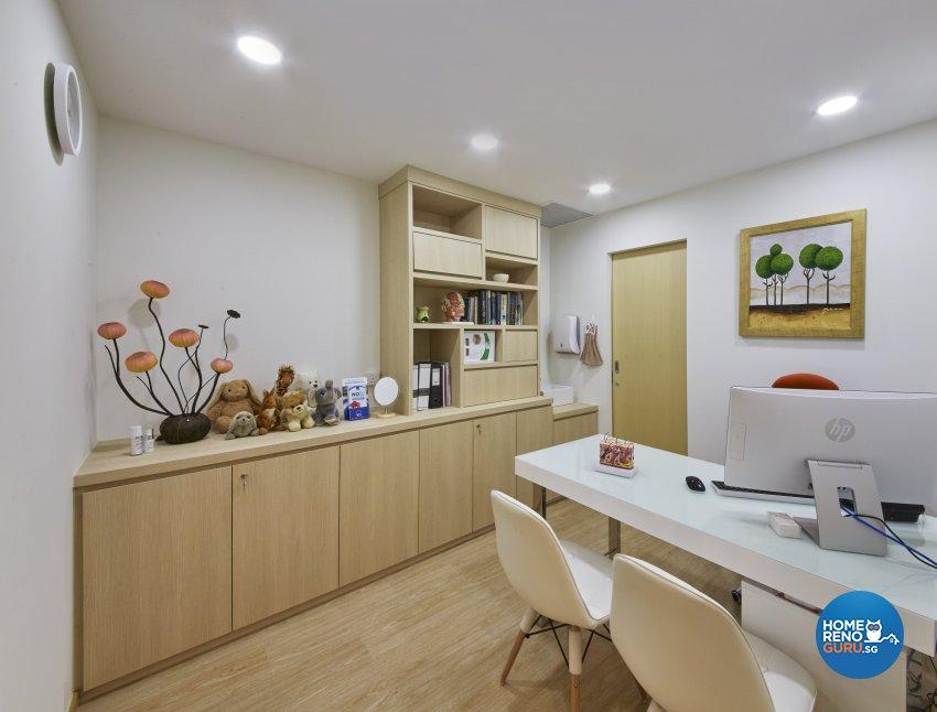 Minimalist, Modern Design - Commercial - Retail - Design by Carpenters 匠