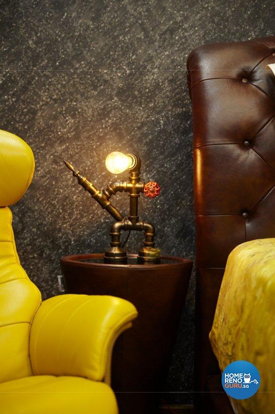 Eclectic, Modern, Rustic Design - Bedroom - Condominium - Design by Carpenters 匠