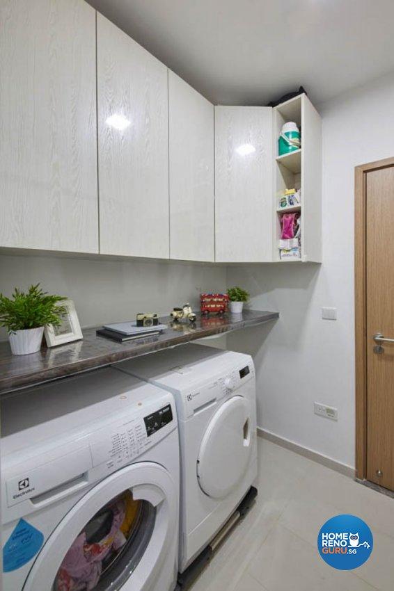 Modern Design - Kitchen - Condominium - Design by Carpenters 匠