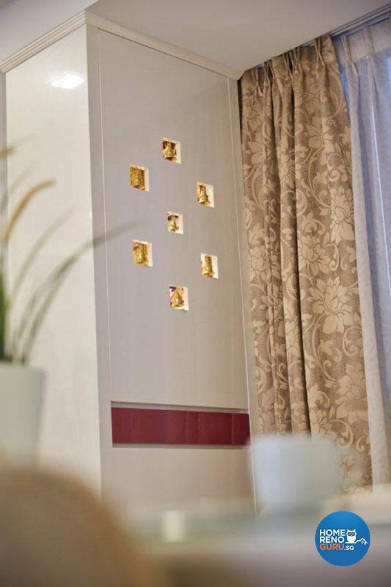 Modern Design - Dining Room - Condominium - Design by Carpenters 匠