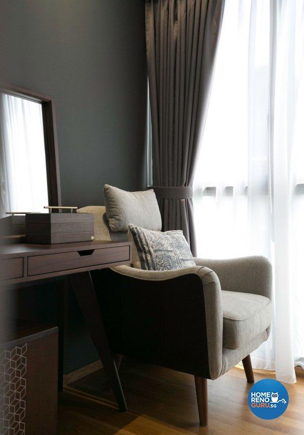 Modern Design - Study Room - Condominium - Design by Carpenters 匠