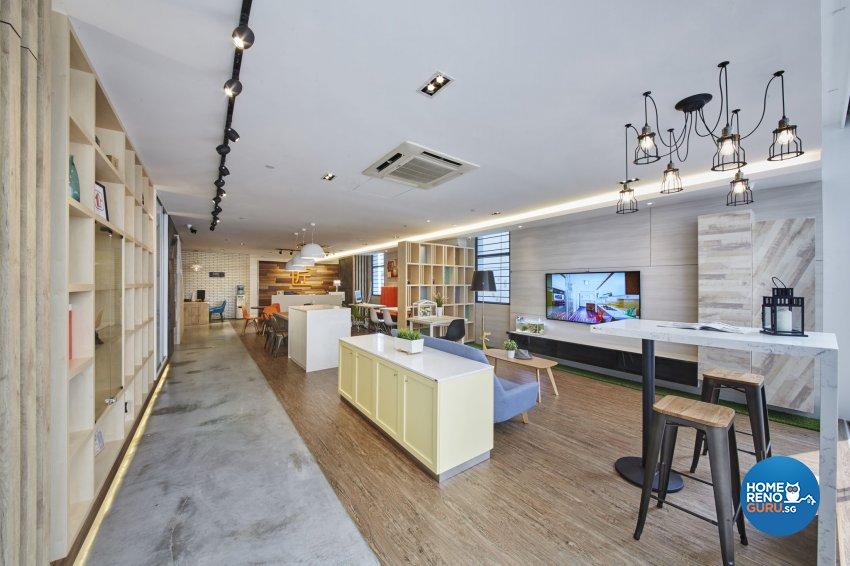 Scandinavian Design - Commercial - Office - Design by Carpenters 匠
