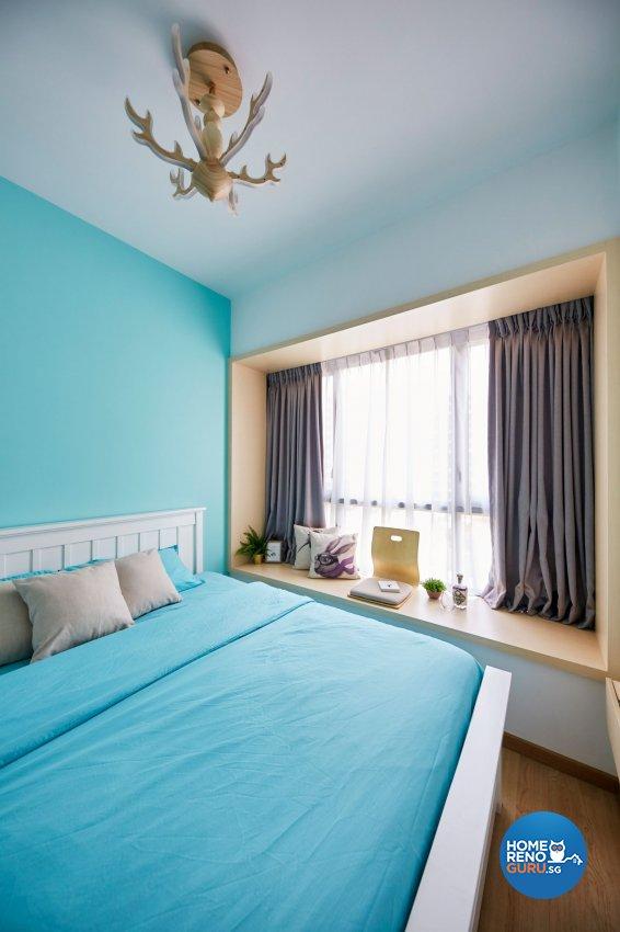 Modern Design - Bedroom - Condominium - Design by Carpenters 匠