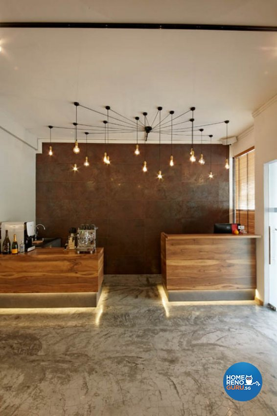 Eclectic, Industrial, Minimalist Design - Commercial - Retail - Design by Carpenters 匠