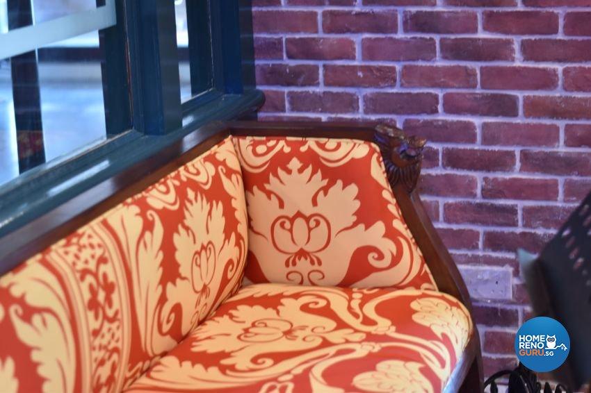 Rustic, Vintage Design - Commercial - Retail - Design by Carpenters 匠