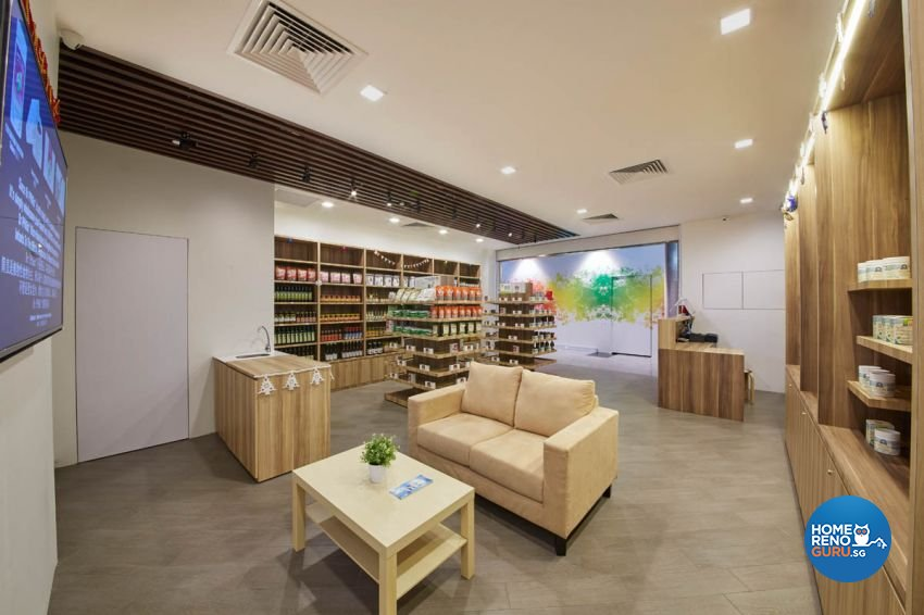 Scandinavian Design - Commercial - Retail - Design by Carpenters 匠