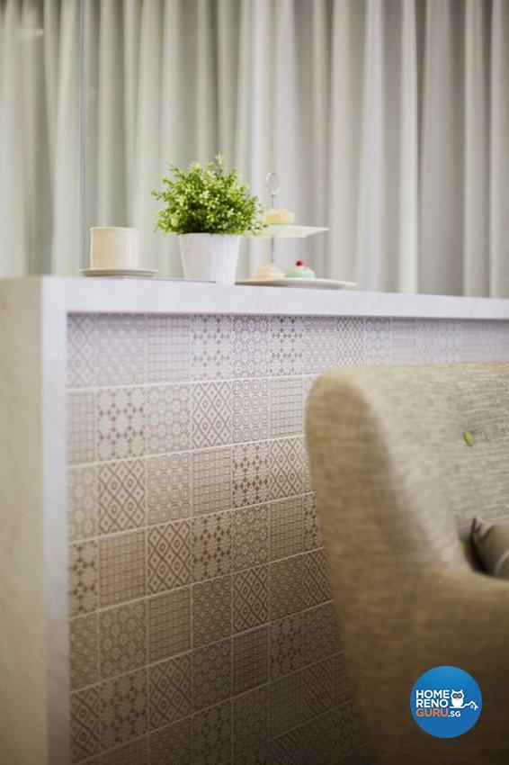 Contemporary, Minimalist, Modern Design - Dining Room - Condominium - Design by Carpenters 匠