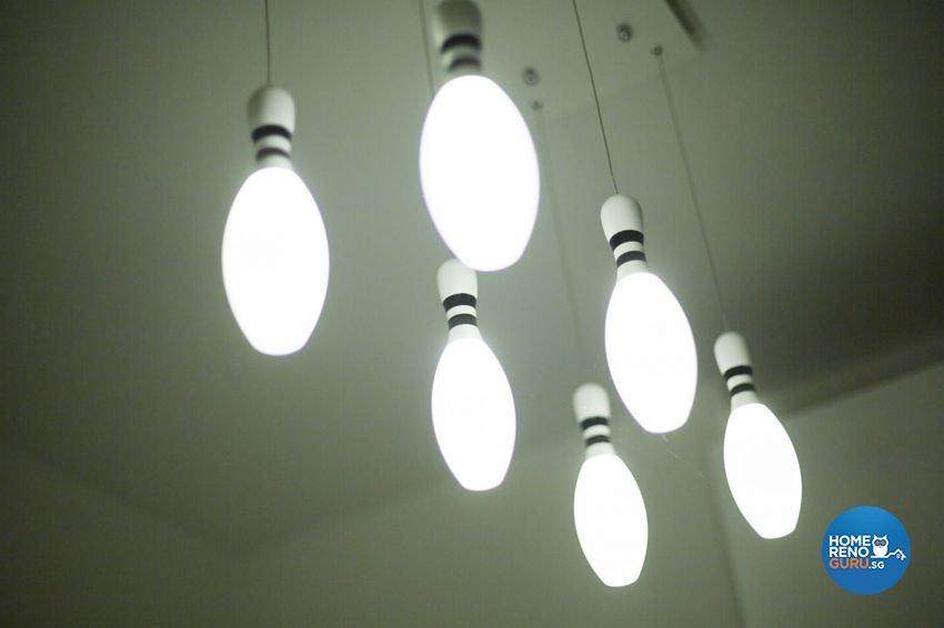 Contemporary, Minimalist, Modern Design - Bedroom - Condominium - Design by Carpenters 匠