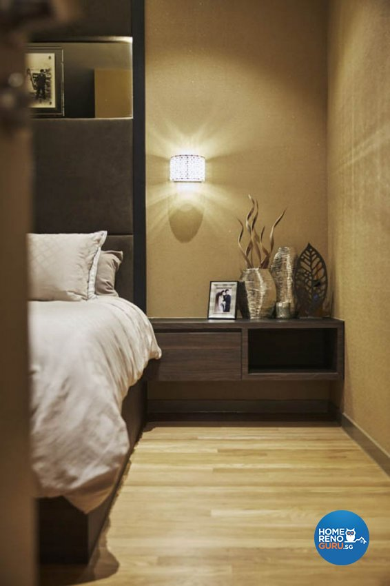 Classical, Contemporary, Scandinavian Design - Bedroom - Condominium - Design by Carpenters 匠