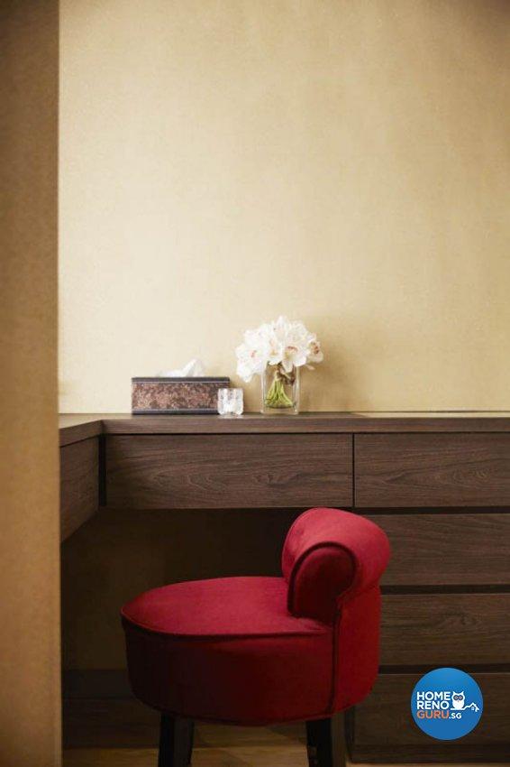 Classical, Contemporary, Scandinavian Design - Bedroom - Condominium - Design by Carpenters 匠