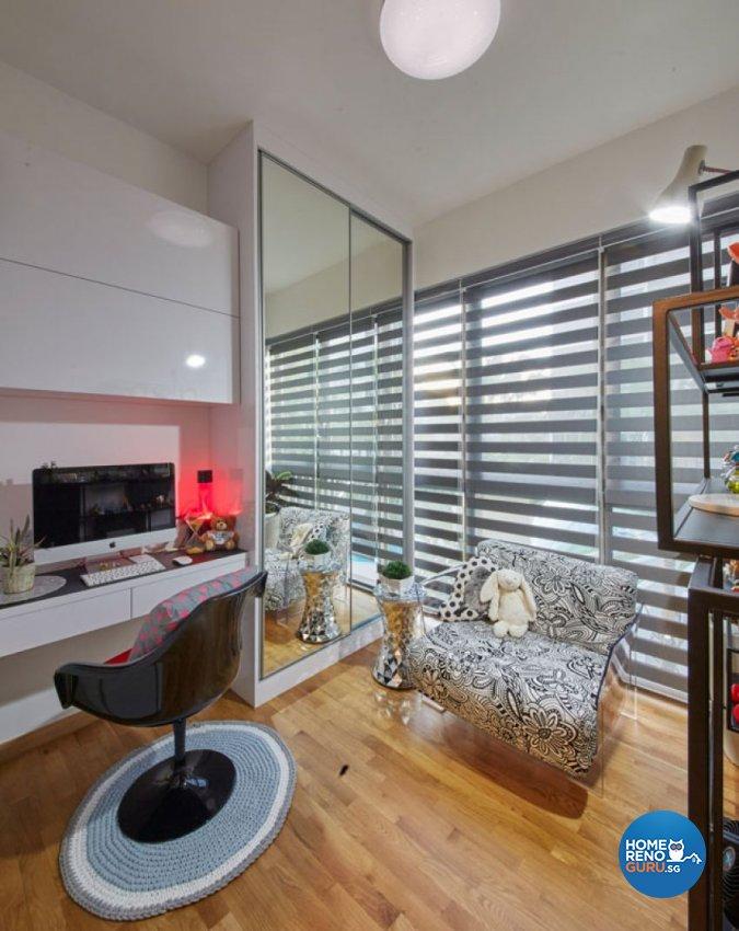 Classical, Modern, Scandinavian Design - Living Room - Condominium - Design by Carpenters 匠