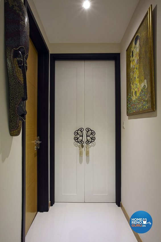 Contemporary, Modern Design - Bedroom - Condominium - Design by Carpenters 匠