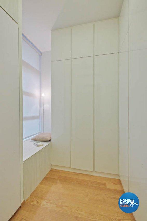 Minimalist, Scandinavian Design - Study Room - Condominium - Design by Carpenters 匠