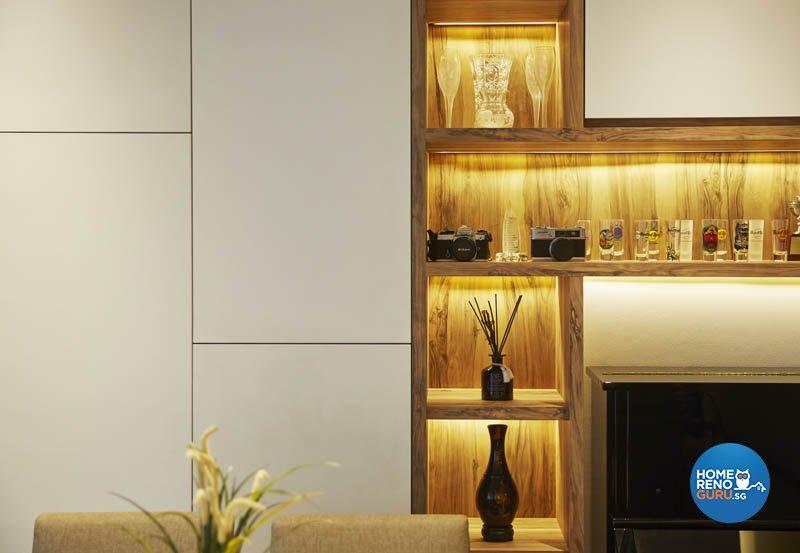 Minimalist, Modern, Scandinavian Design - Dining Room - Condominium - Design by Carpenters 匠